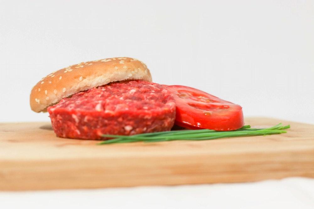 Hamburger 125gr/st