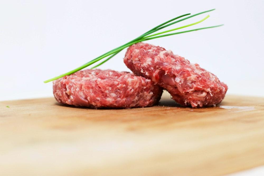 Kaas/hespburger (rund/varken)