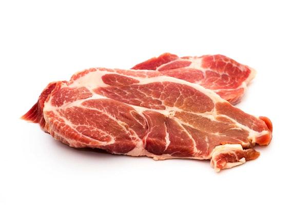 varkensspiering prijs per kg
